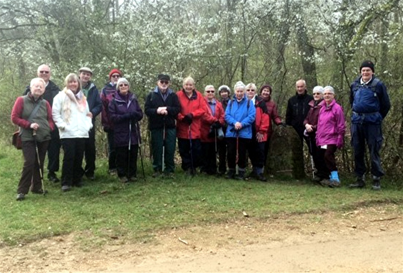 Edenham walk April 2019