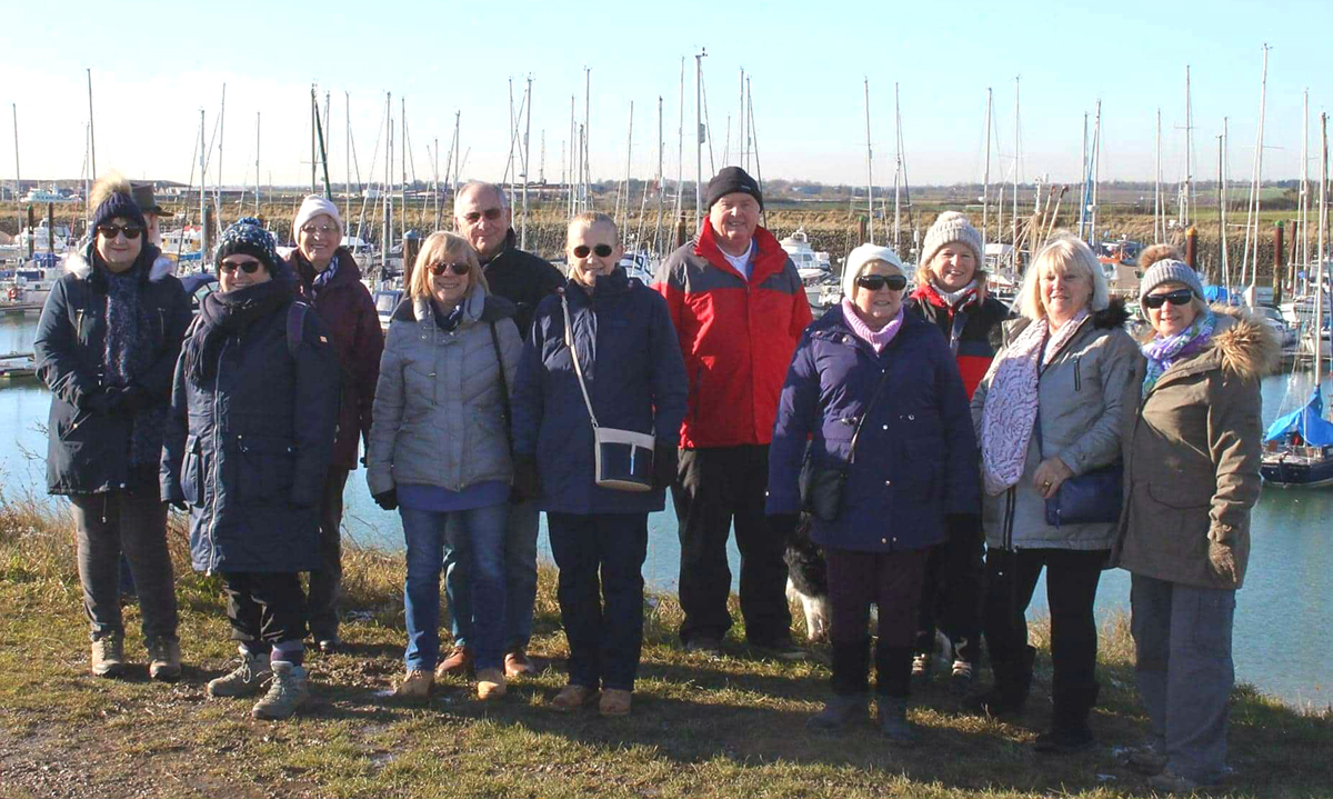 Group at Burnham 01.19