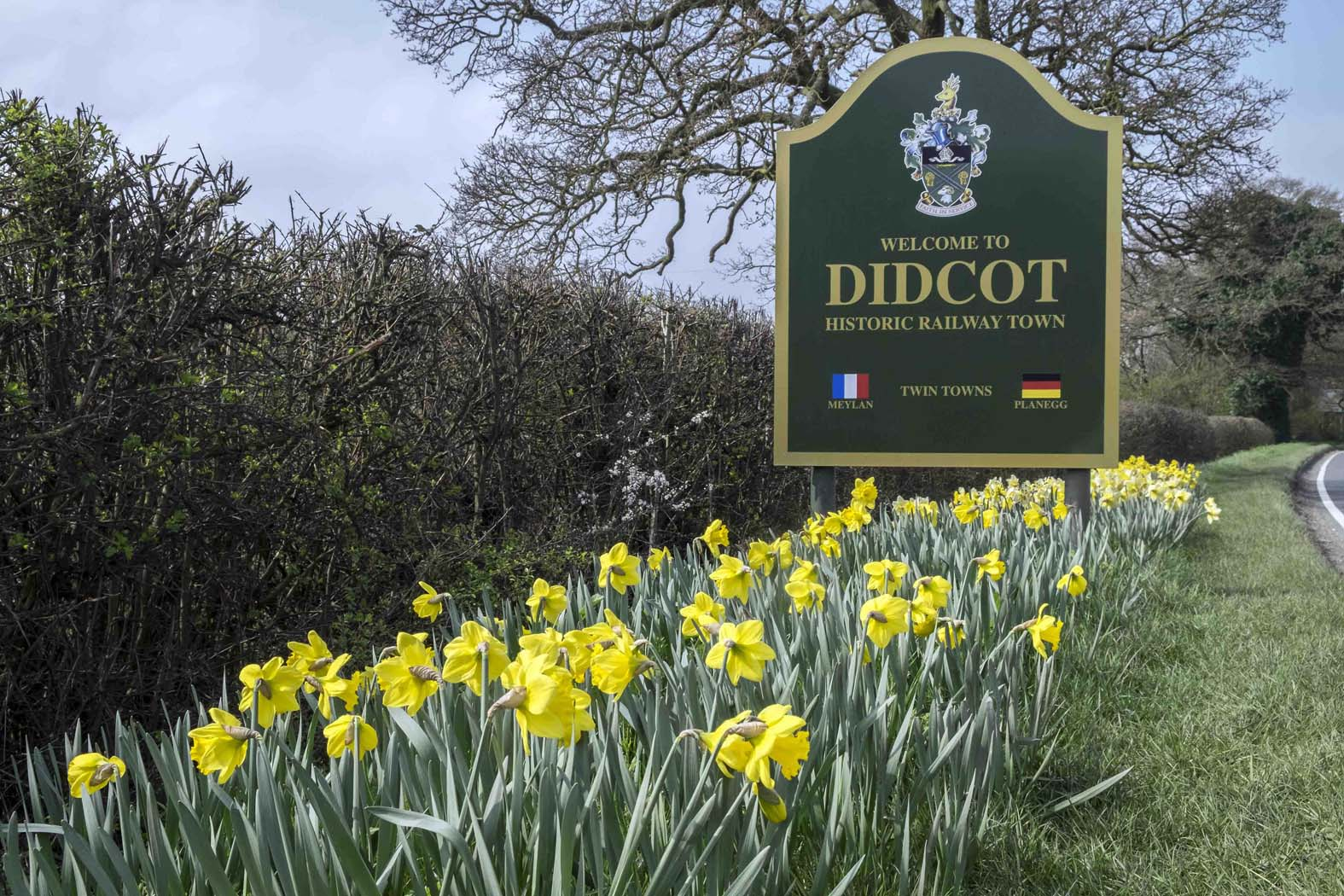 Welcome to Didcot