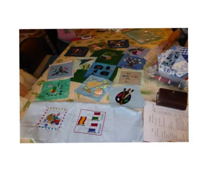 U3A banner project