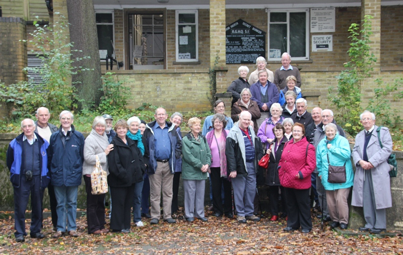 Saffron Walden Autumn Outing