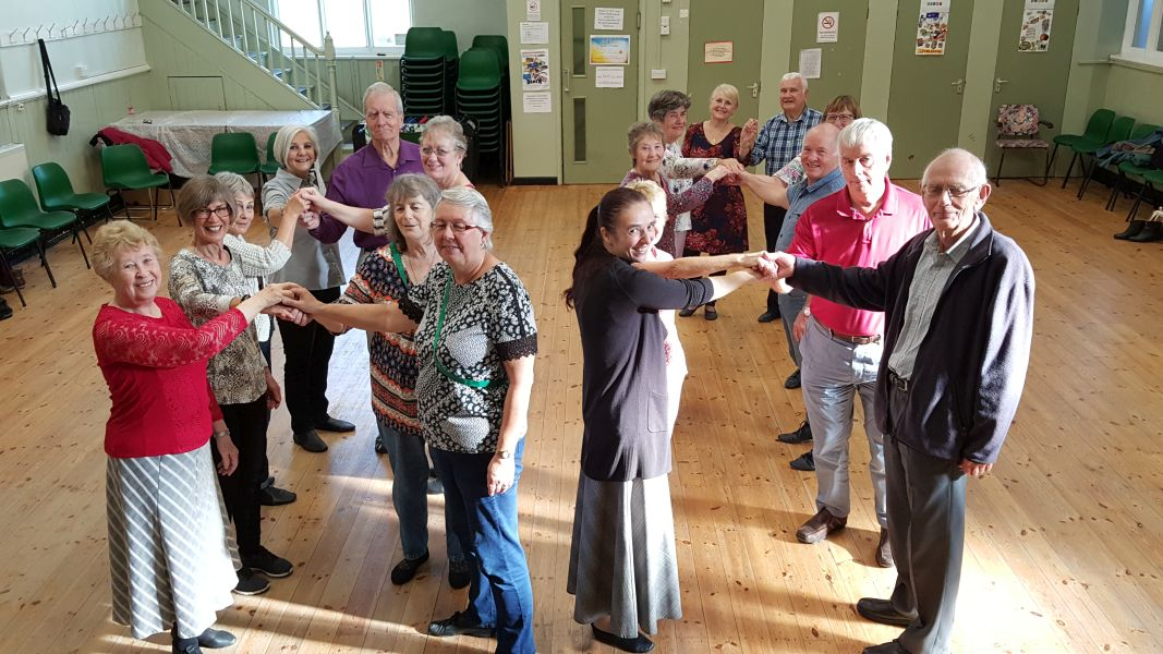 Scottish Country Dancing: Dec 2019