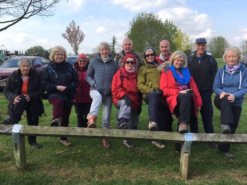 Cusworth-Sprotborough Walk: April 2019