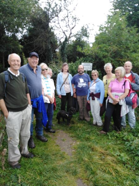 Wadworth Walk: September 2019