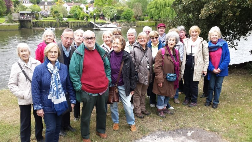 Saturday Strollers on 29th April 2017