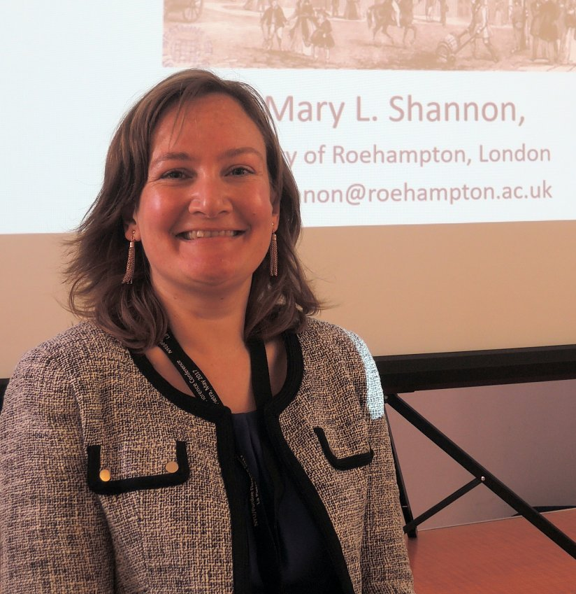 April 26, Mary Shannon
