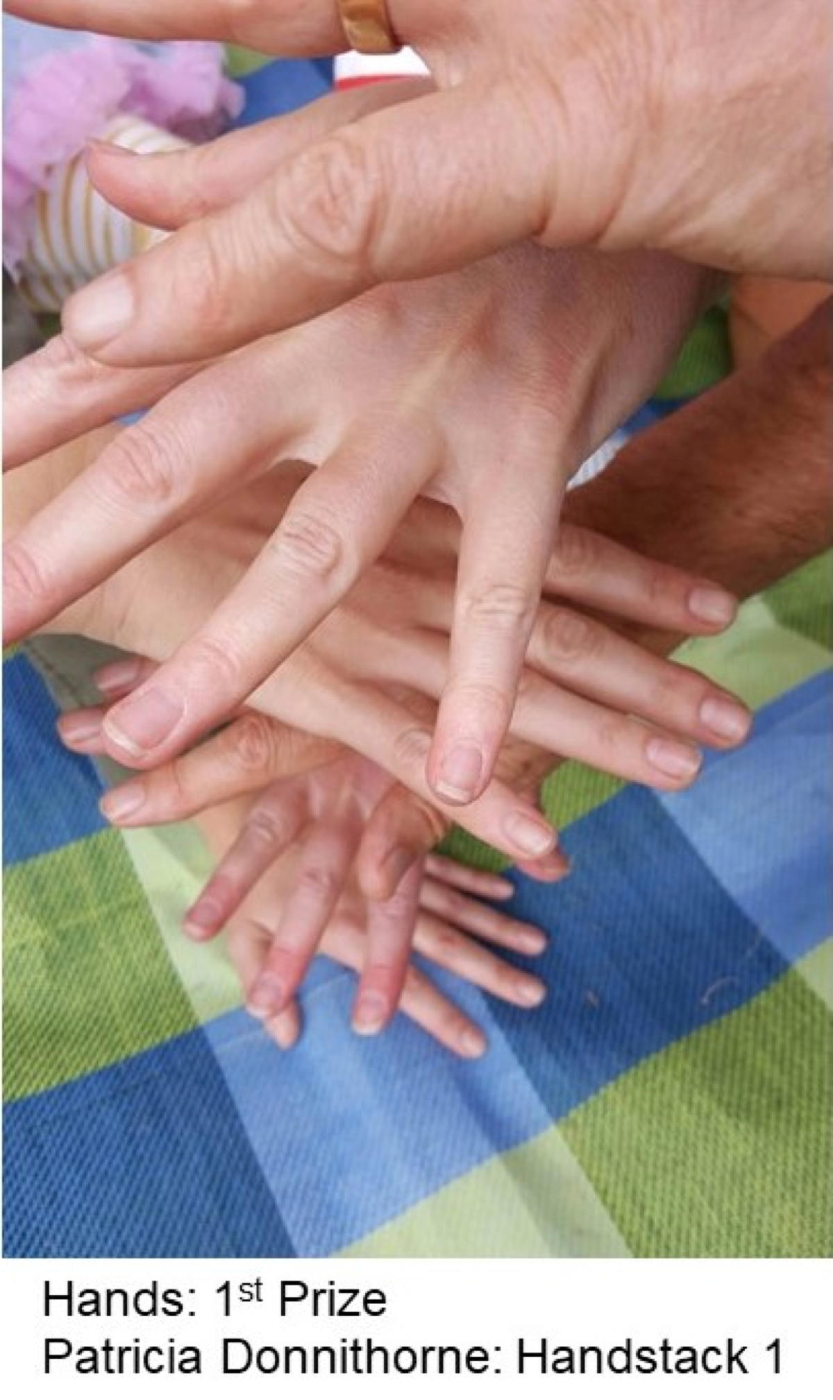 HANDS,  1st Prize