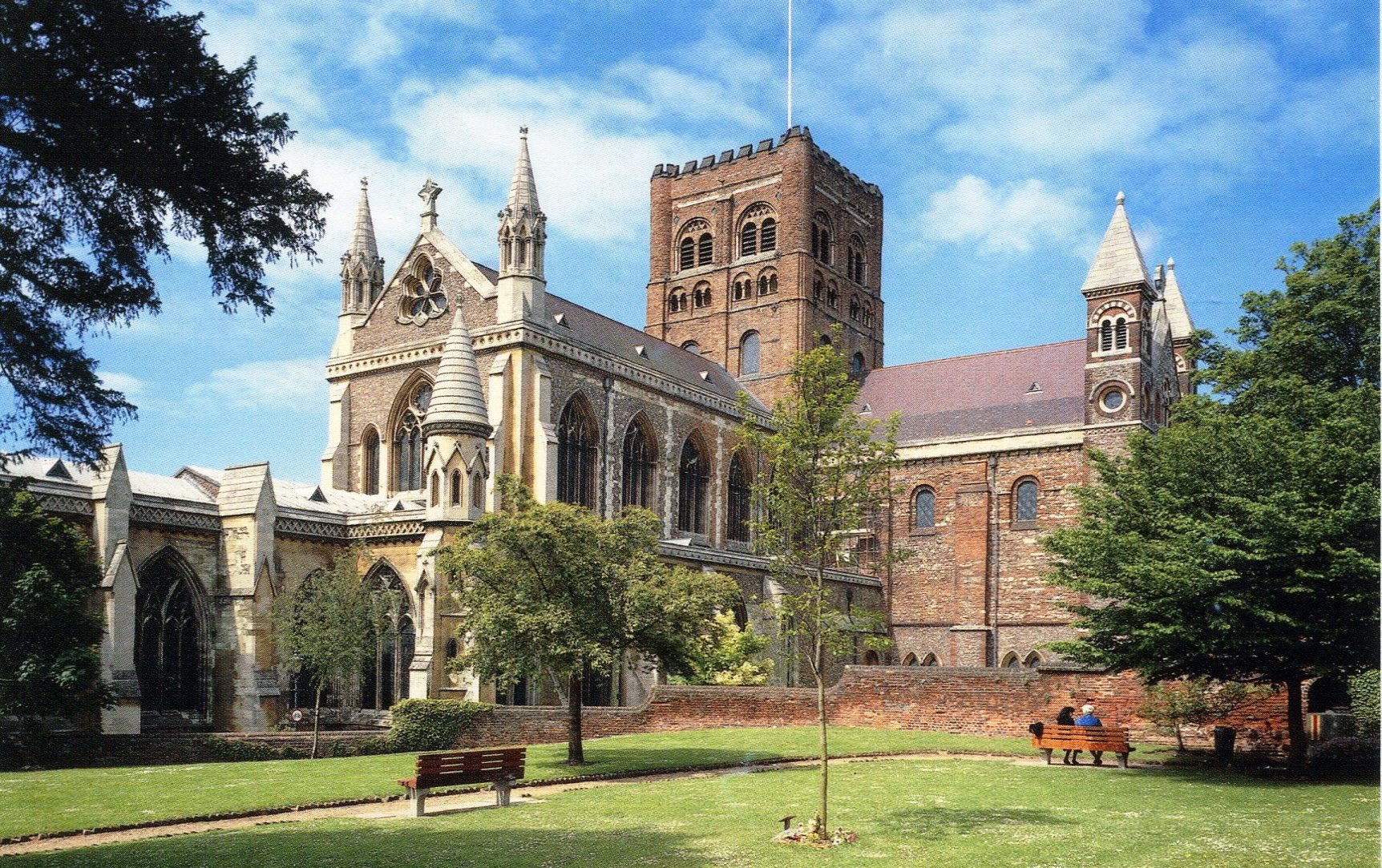 MAY 2020 - St. Albans Cathedral