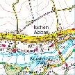 Map Itchen Abbas