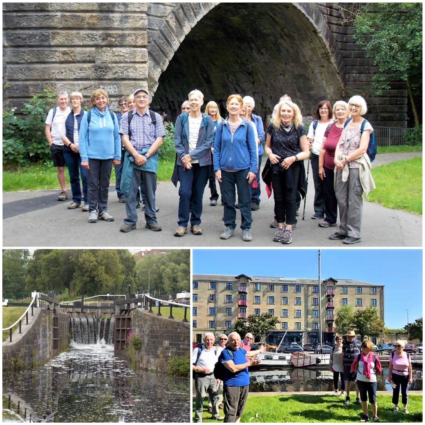 Kelvin Walkway and Forth & Clyde Canal