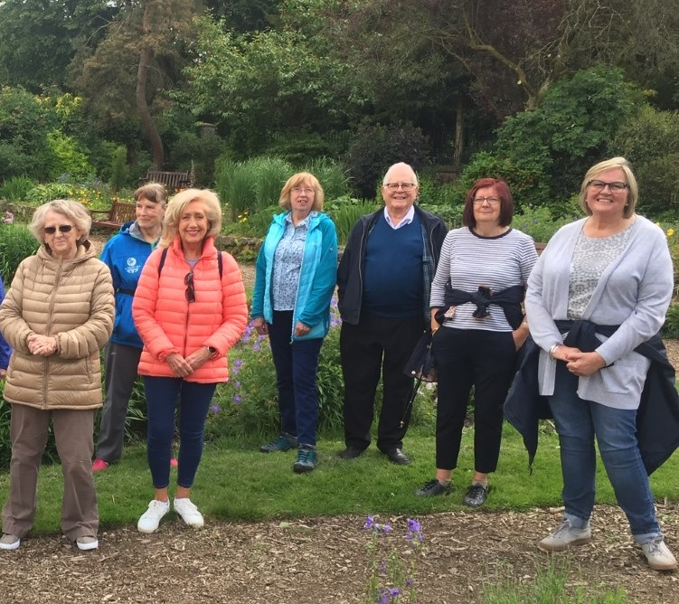 June outing to Barshaw park
