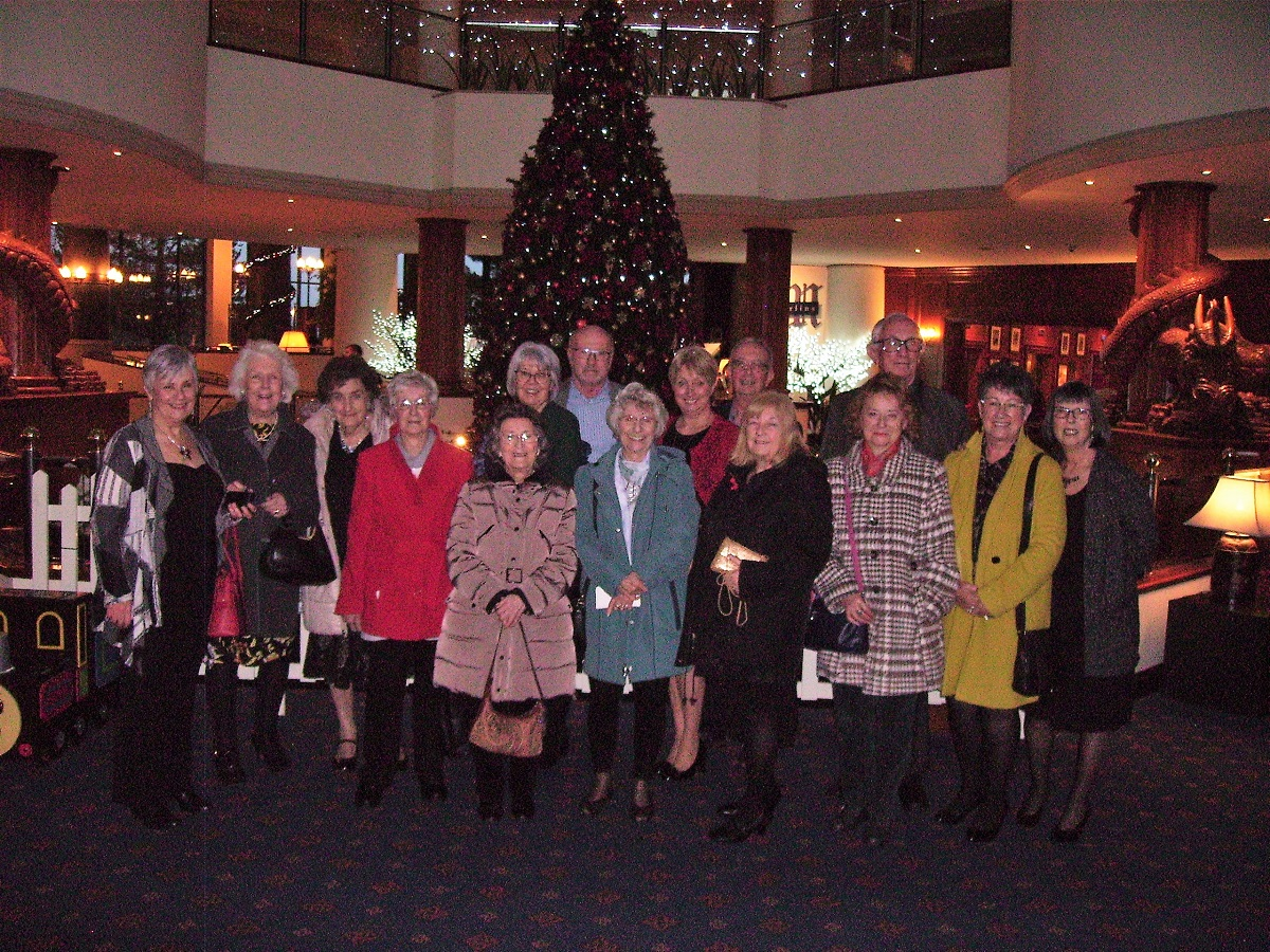 Christmas Lunch - Celtic Manor