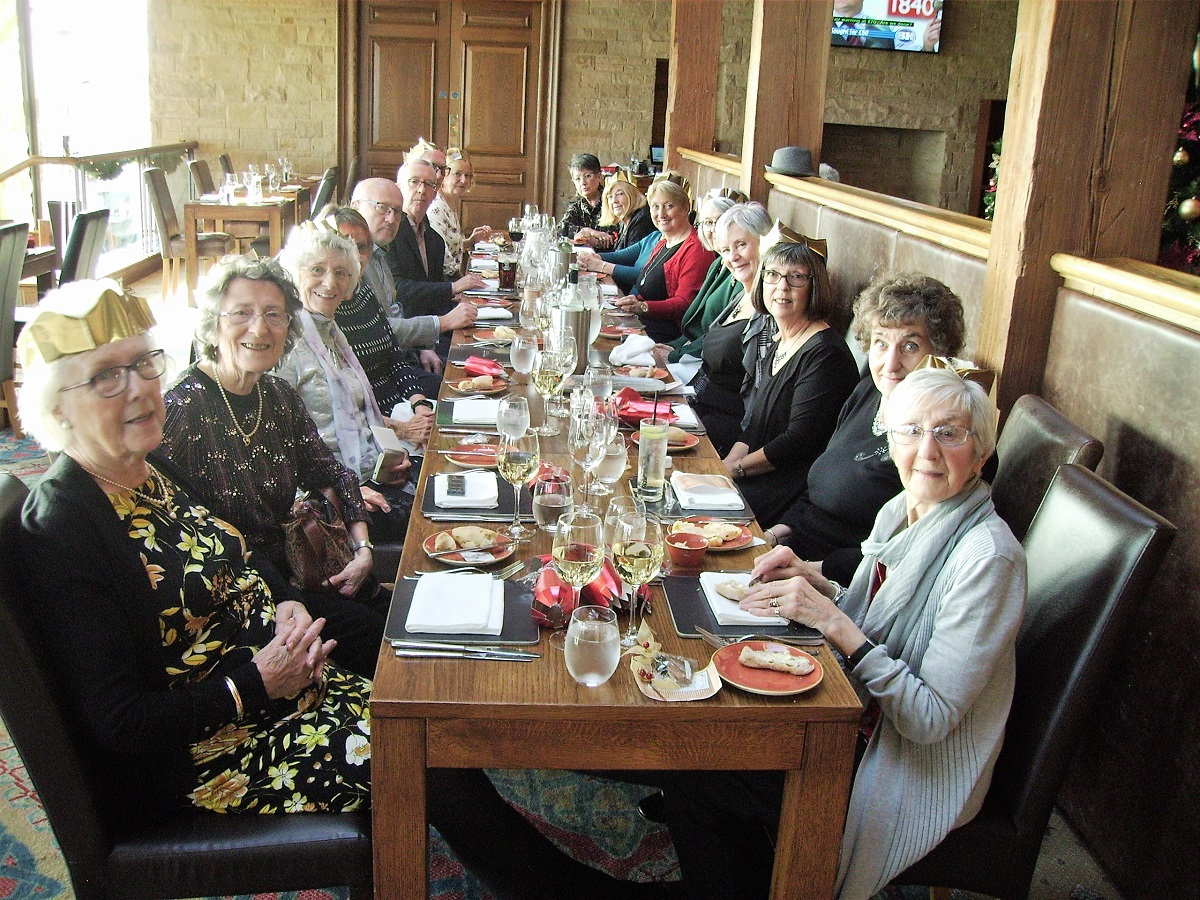 Christmas Lunch at Celtic Manor