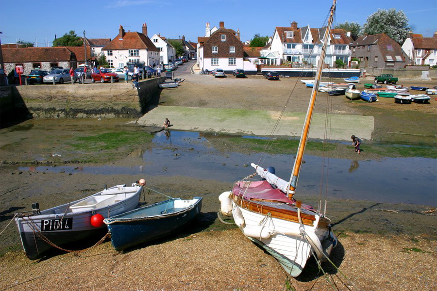 Emsworth Hard