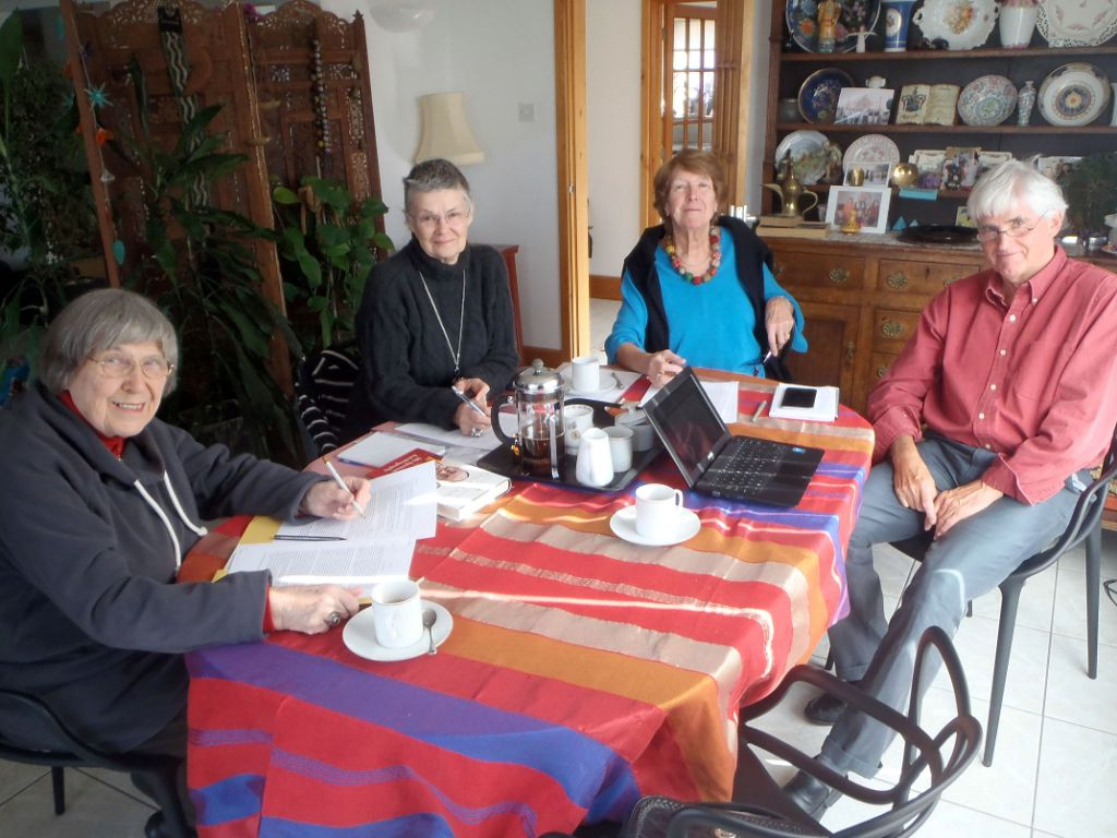 Creative Writers at Work - March 2015