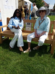 The Bench with Patti Boulaye