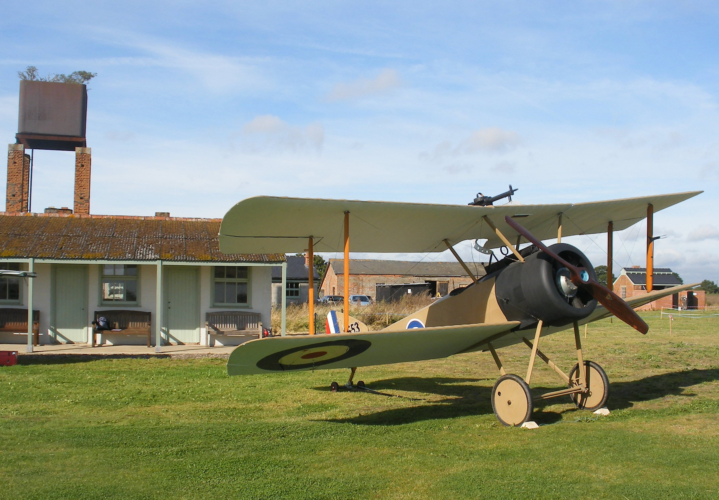Stowe Maries Aerdrome