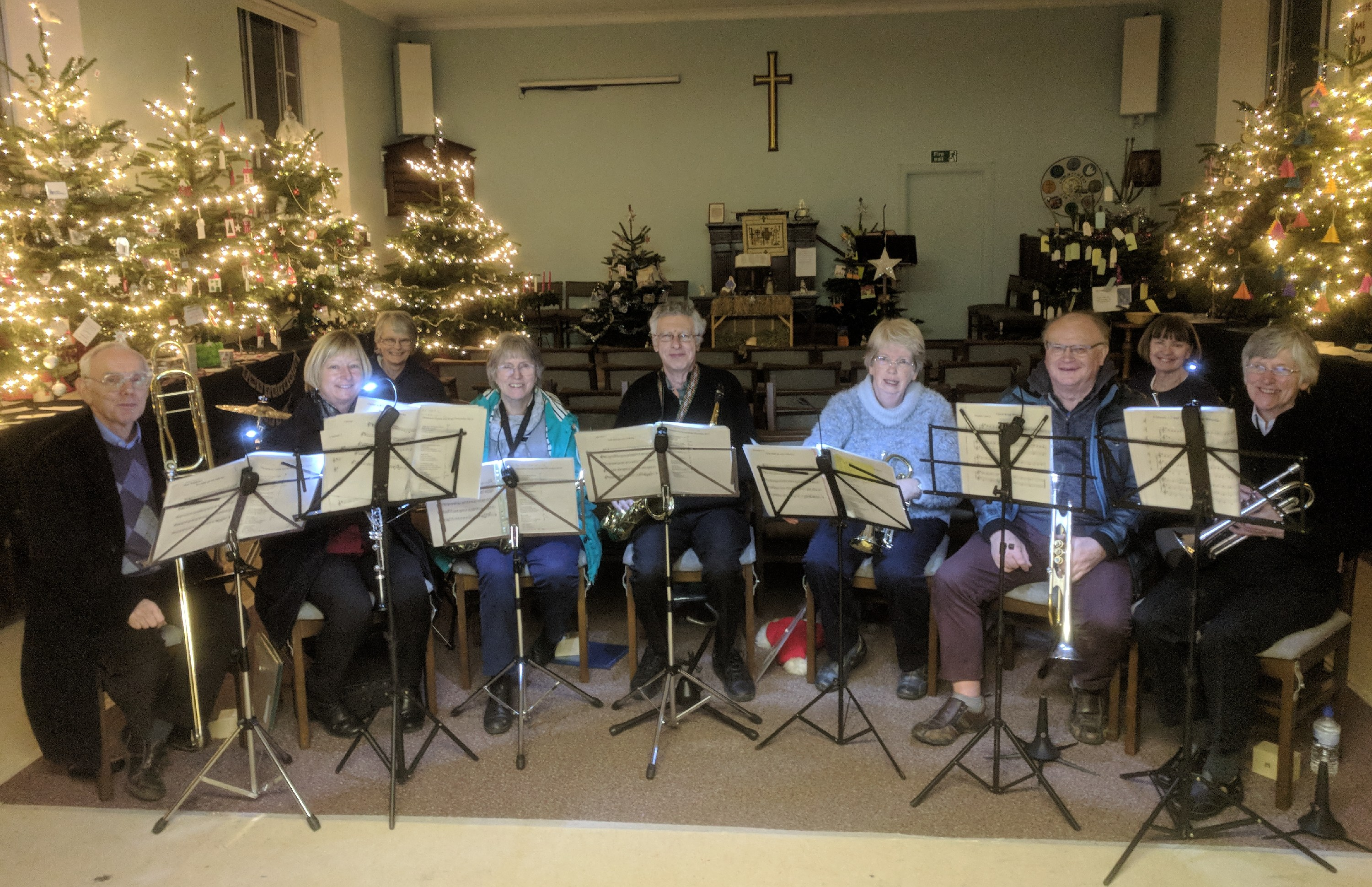 Broadway Xmas 2018 in the URC