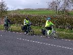 Ruth leads the convoy