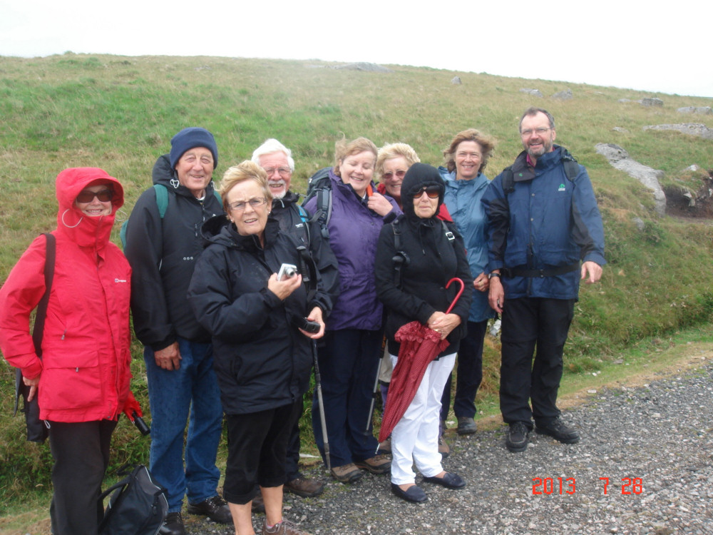 Sunday 28th July walk on Dartmoor