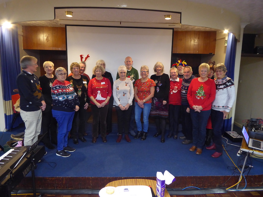 The Christmas Jumpers