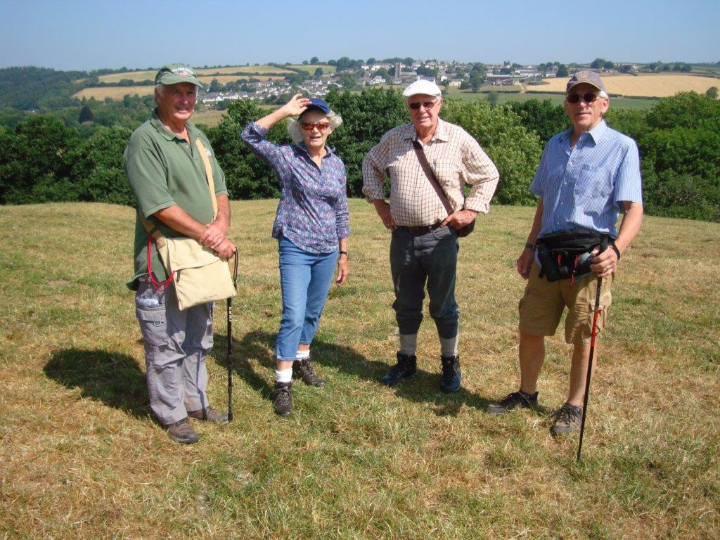 Rambling Group, Lapford
