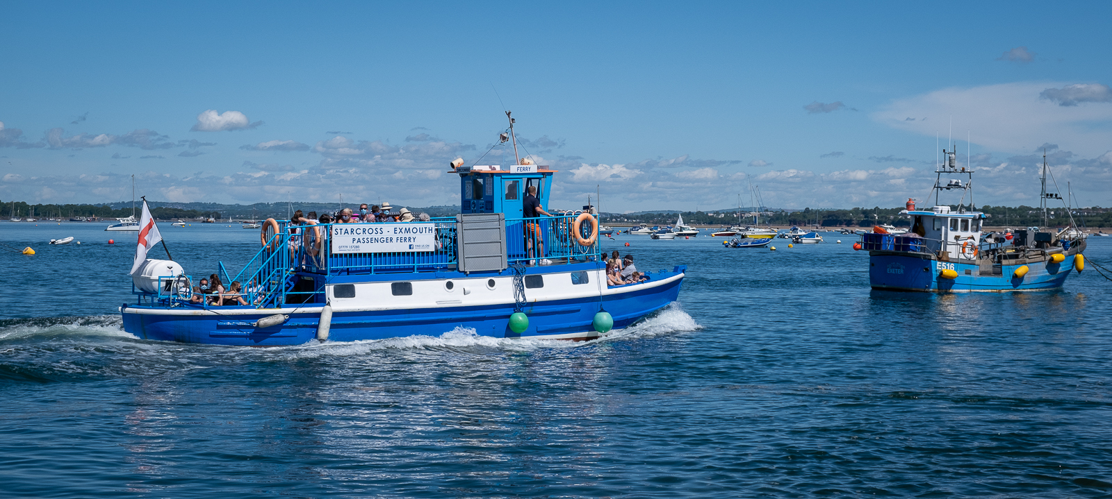 Exmouth Starcross Ferry
