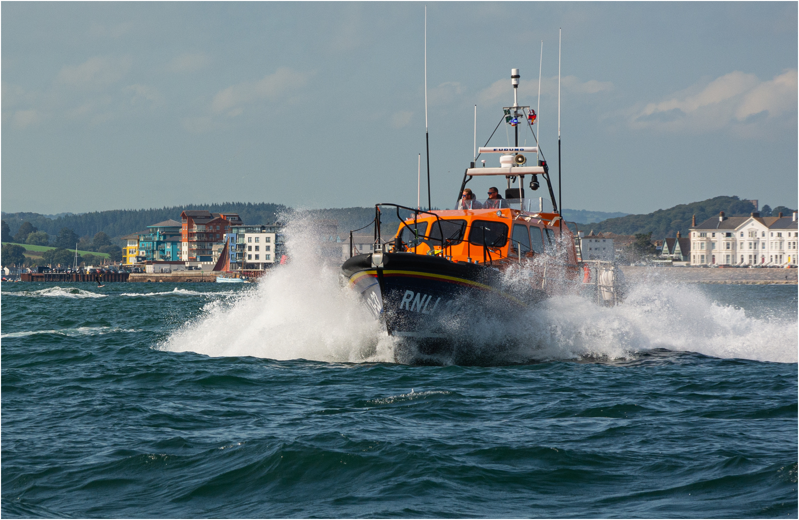 Exmouth Lifeboat