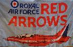 Red Arrows Flag