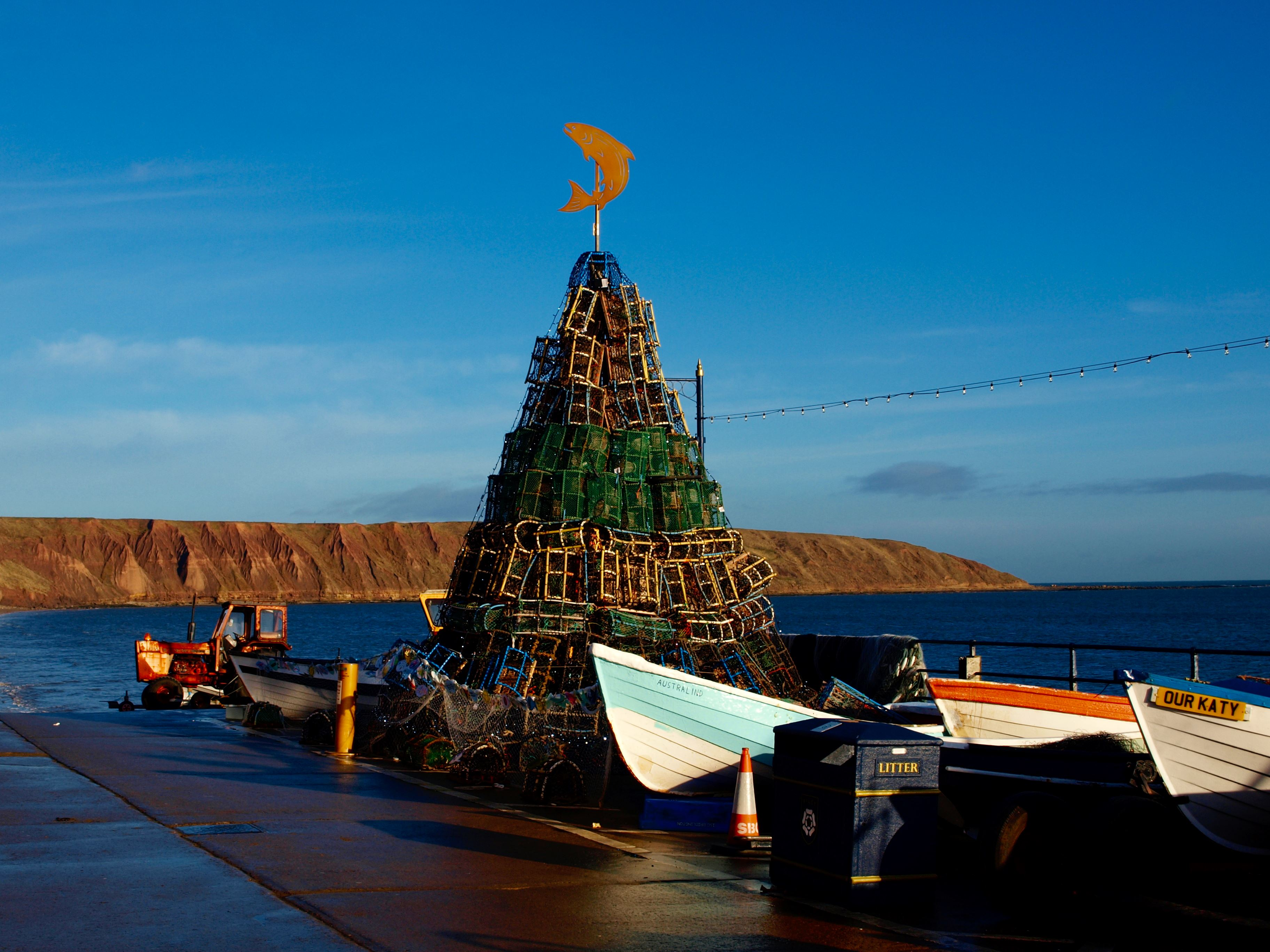 The Filey Fishtive Tree