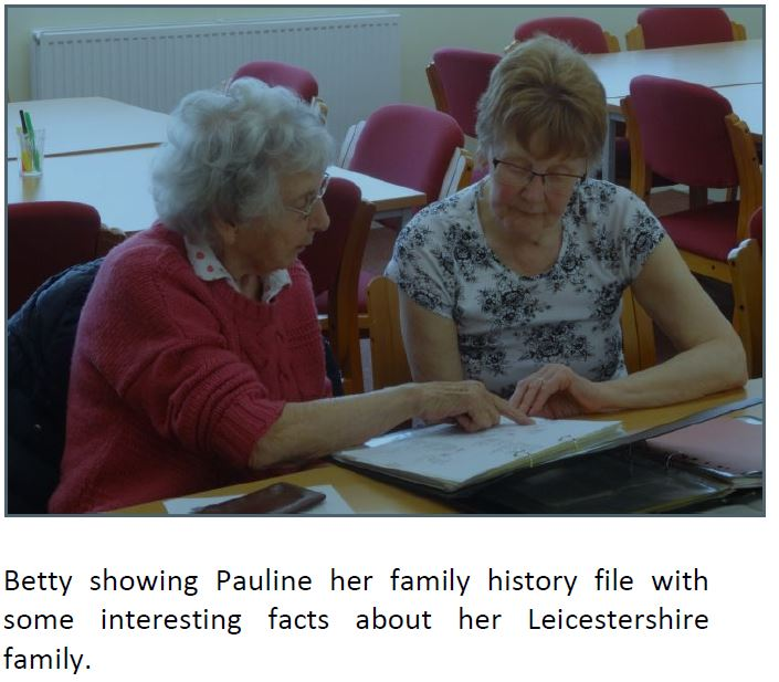 Trace Your Family History