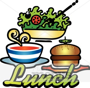 Lunch Group 1 Clip Art