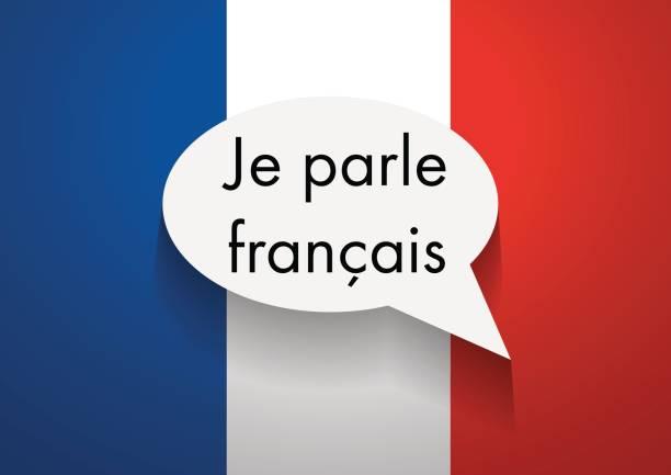 French Conversation Clip Art