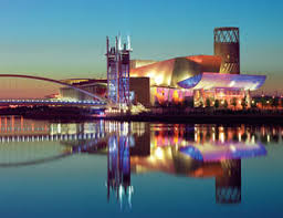The Lowry Theatre - Manchester