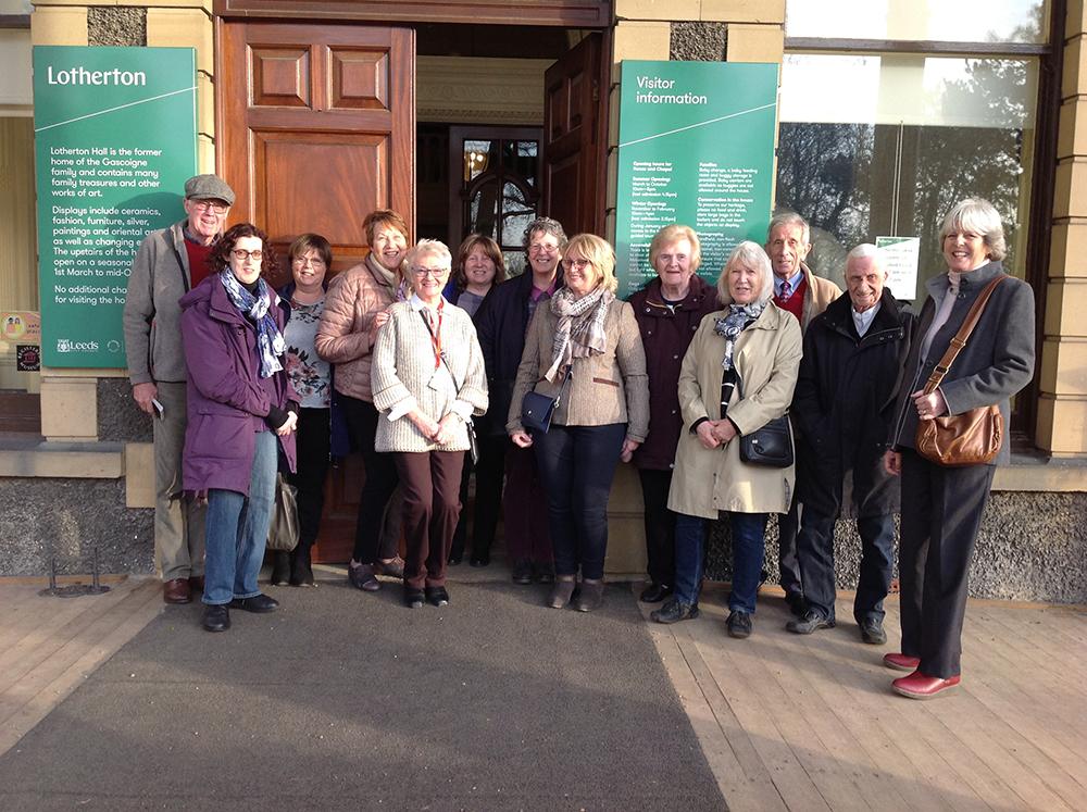 Lotherton Hall Visit