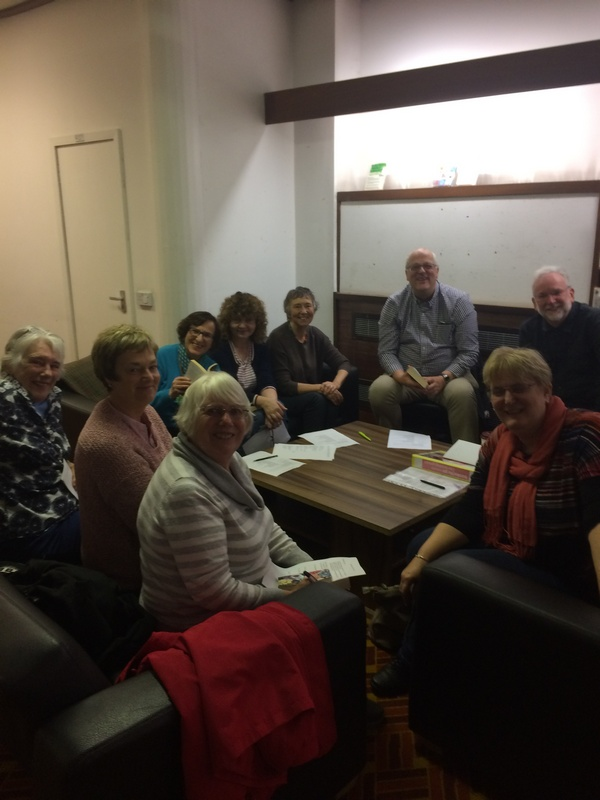 Book Group at Hillhead Library