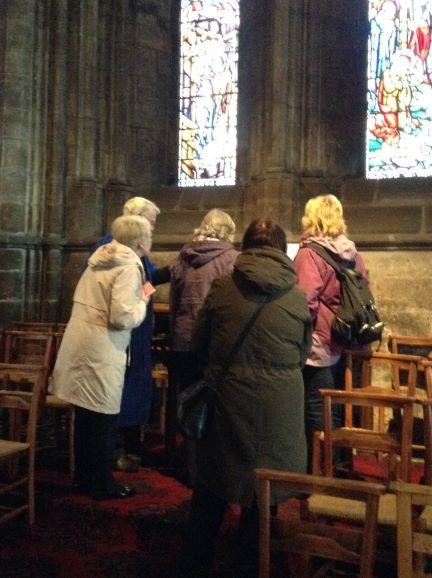 Tour of Glasgow Cathedral