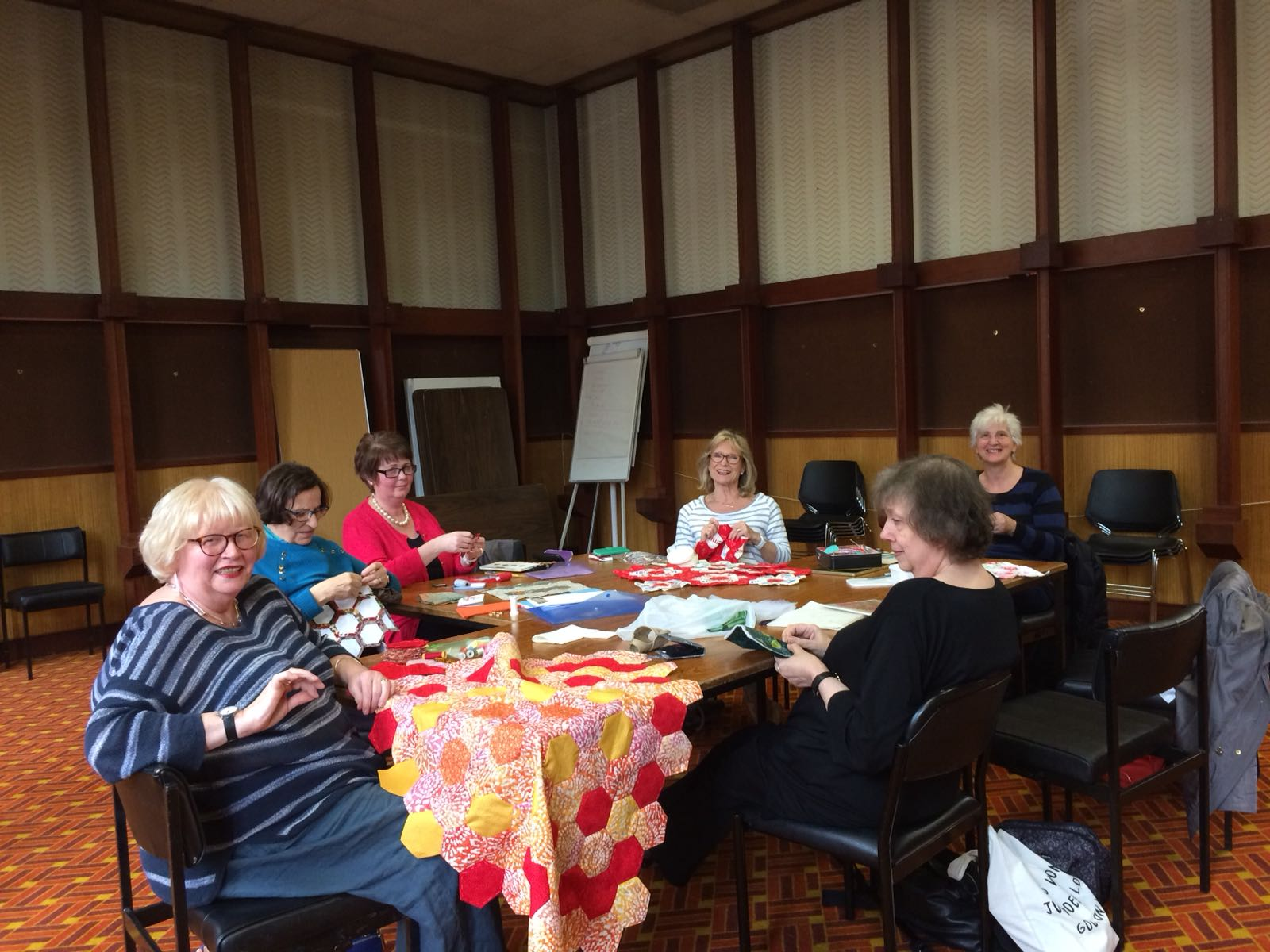 The Quilting Group