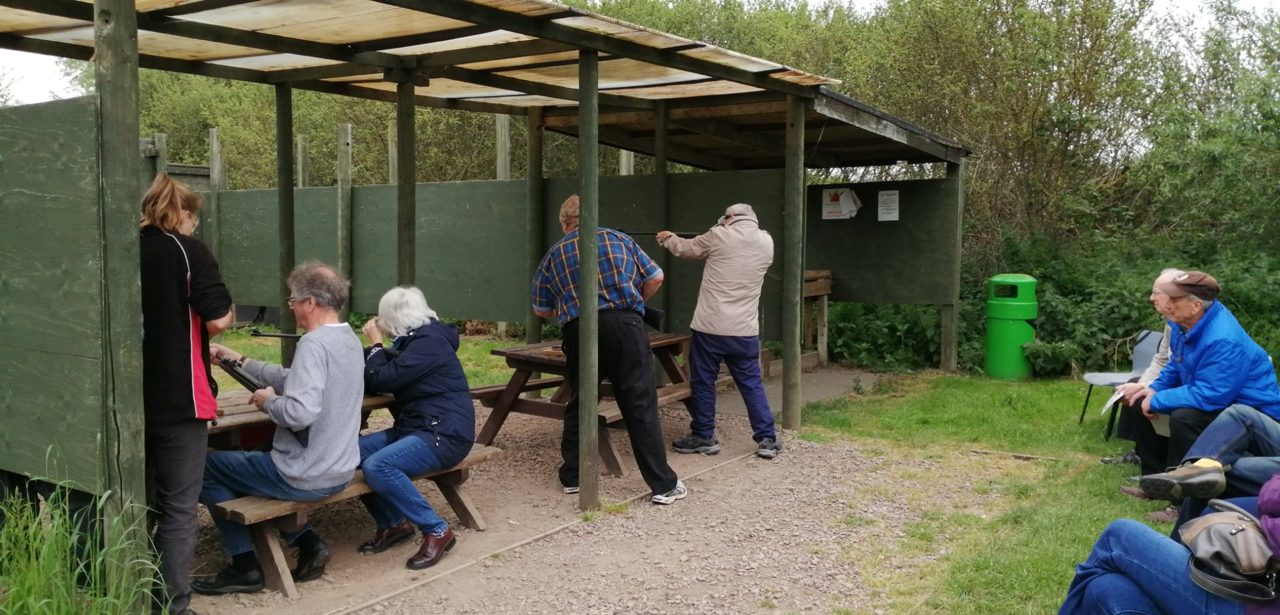 Rifle Shooting - LOPC 29/5/19