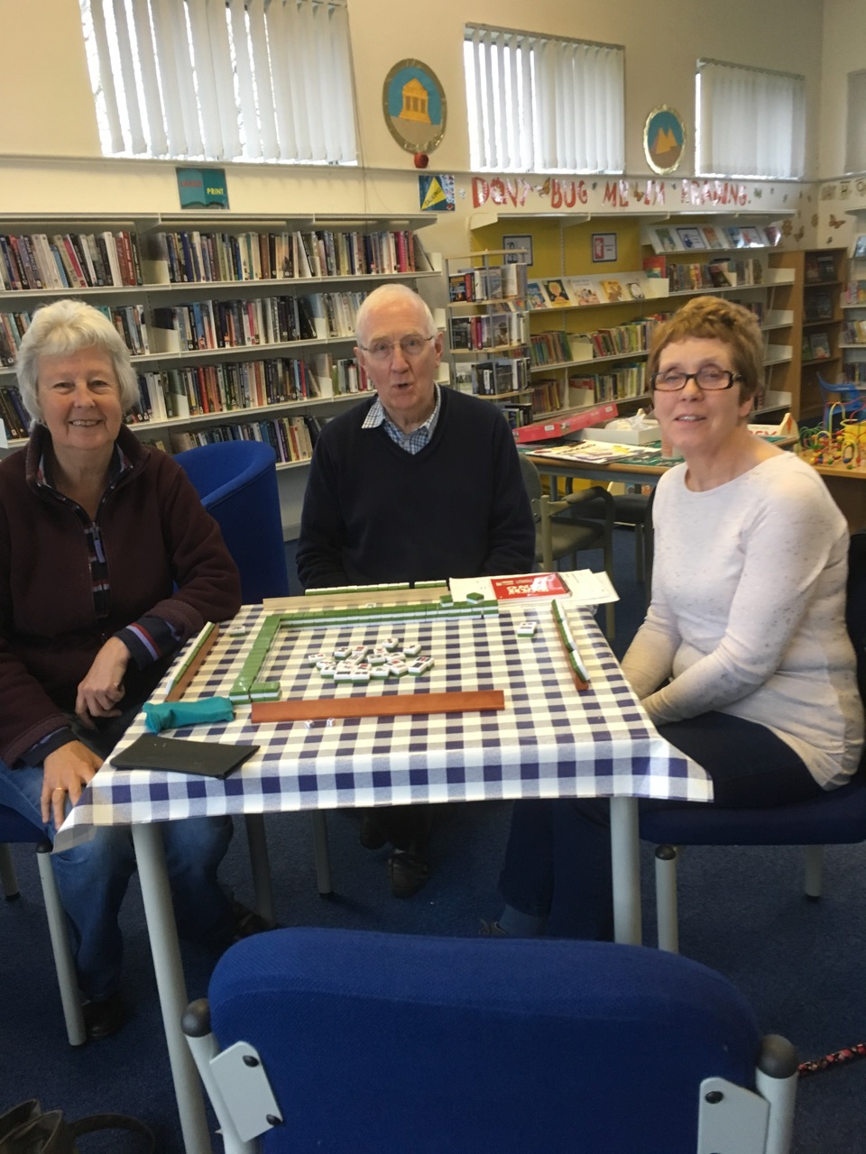 Meeting at KM Library - 07/03/19