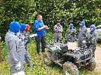 Quad Bike training at Langar - Jun 18