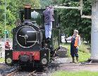 Llanfair Railway-Powis Castle June 2018