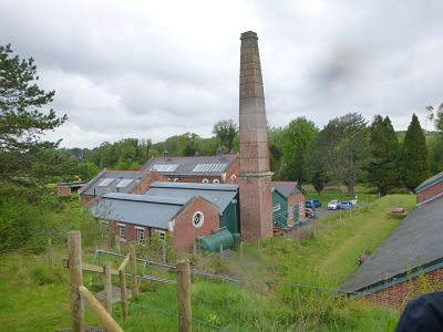 View of Twyford Waterworks
