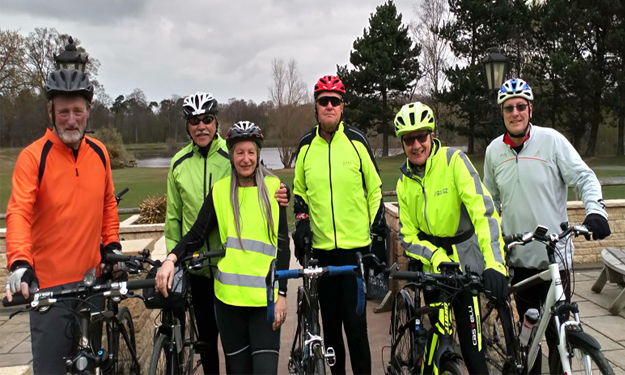 Maiden cycle ride