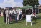 Wheelbarrow Race Stall