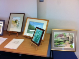 AGM Art Exhibits