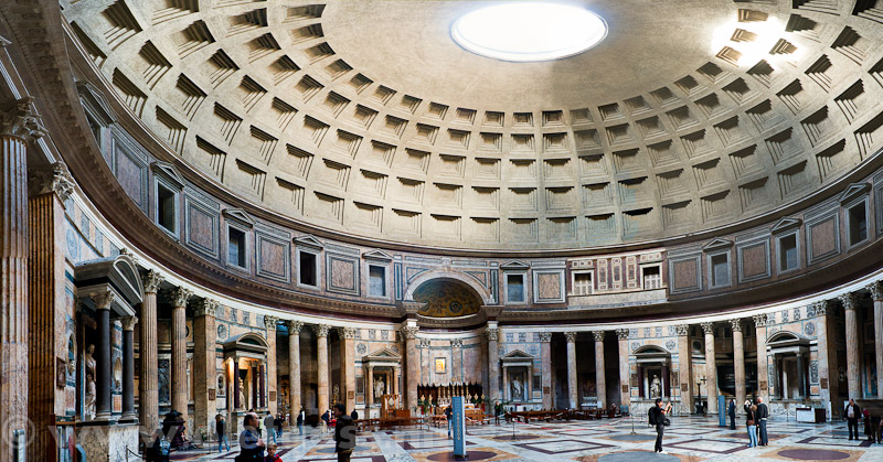 Ancient Roman Engineering - The Pantheon
