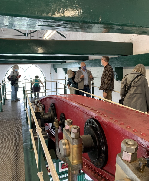 Guide explaining about the Beam Engine