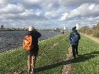 Walthamstow Wetlands - between Lockdowns