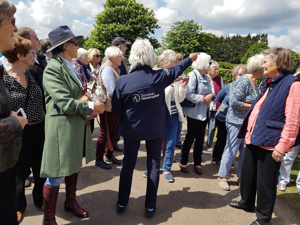 Newmarket Trip - May 2019